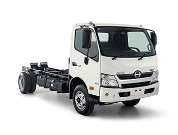 Custom fitouts for Hino trucks