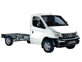 Custom fitouts for LDV trucks