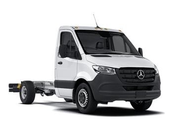 Custom fitouts for Mercedes trucks