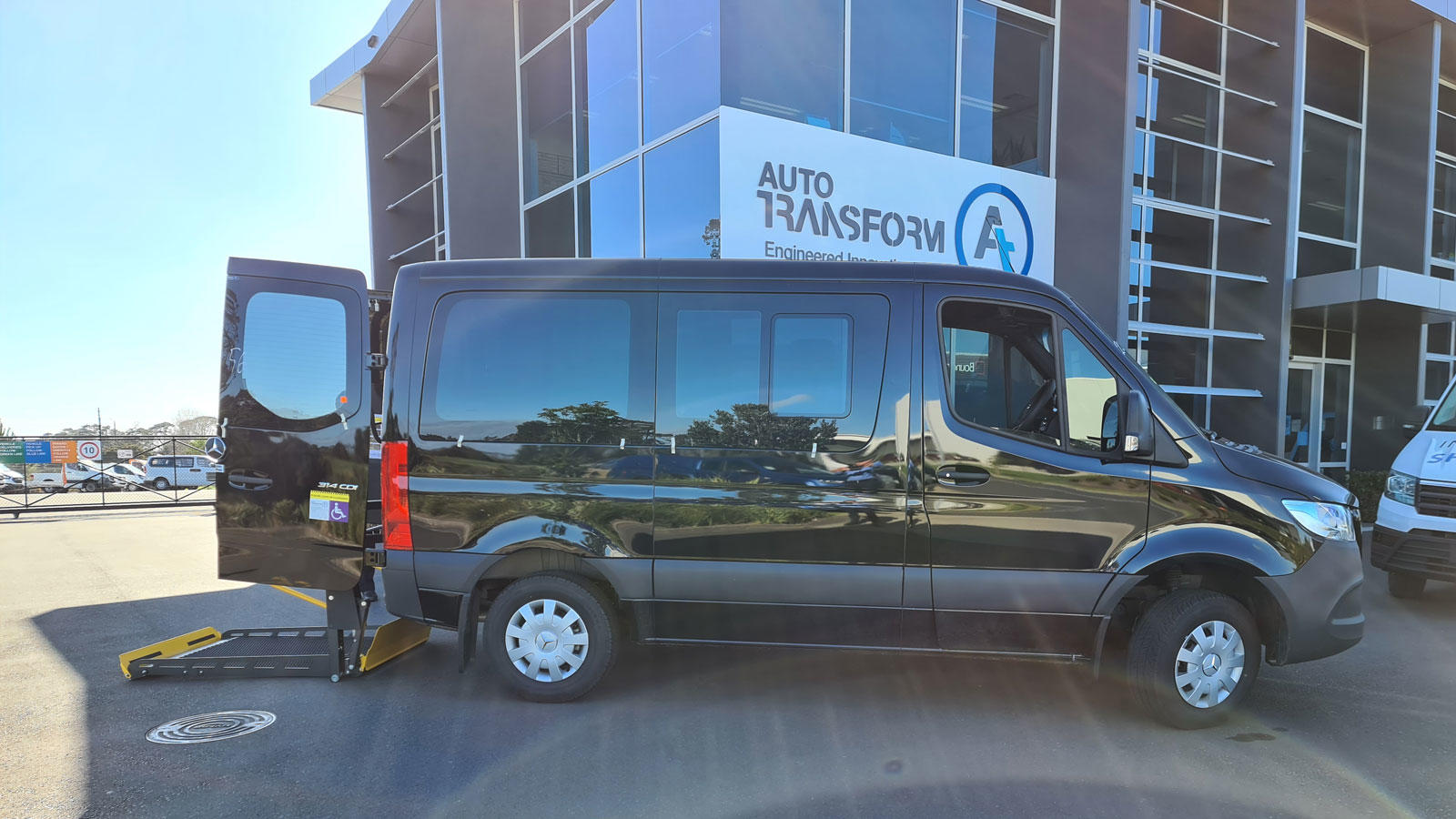 mobility drive from wheelchair fit out hero