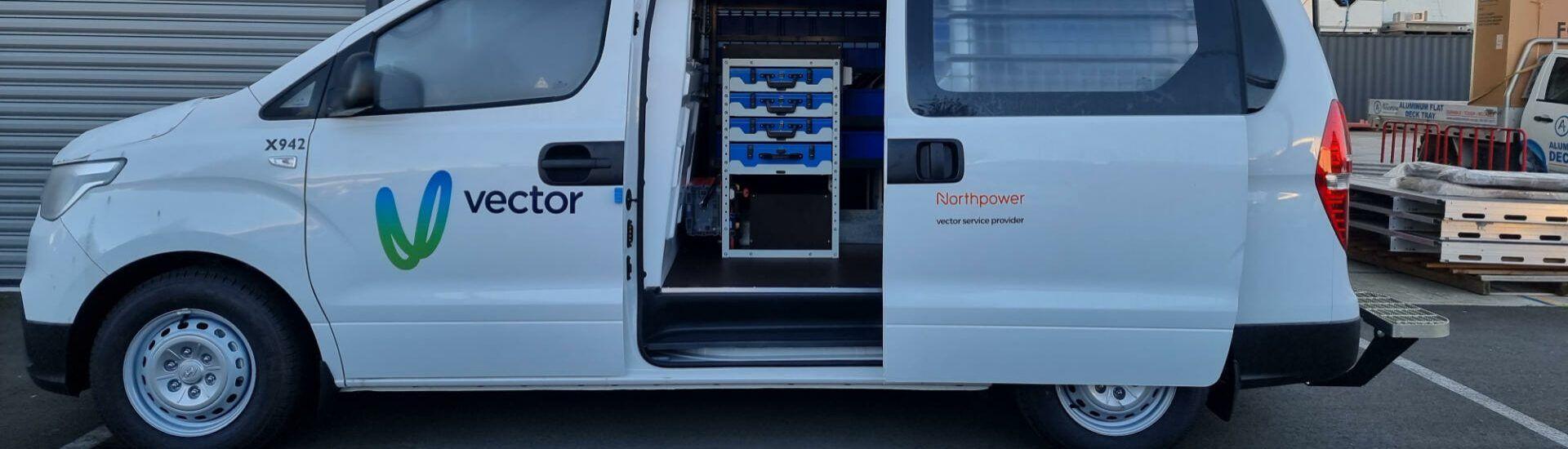 northpower iload van fitout