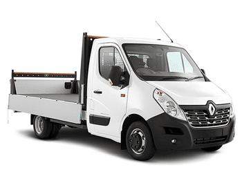 Custom fitouts for Renault trucks