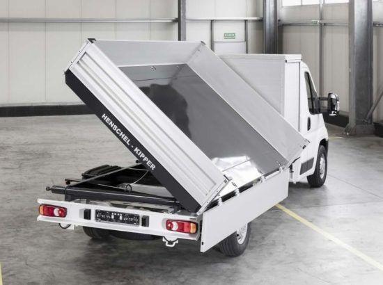 Custom truck tipper