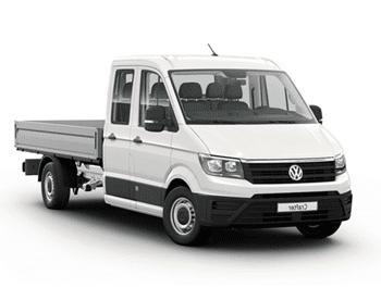 Custom fitouts for VW trucks