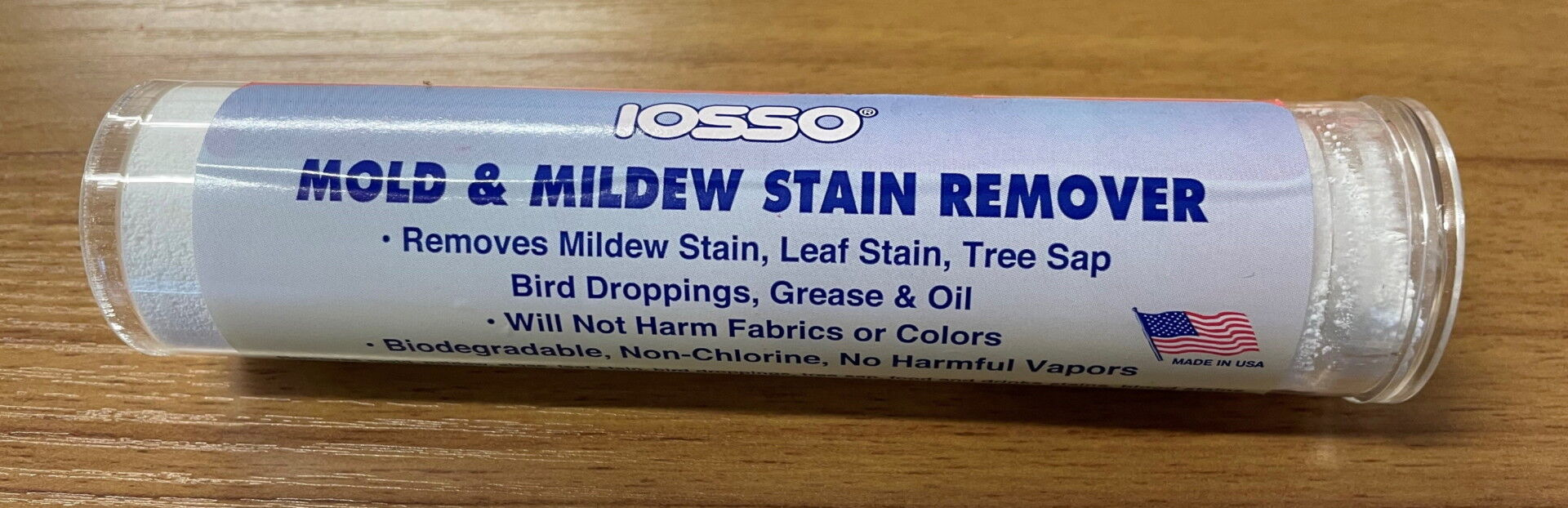 iosso mold mildew stain remover small