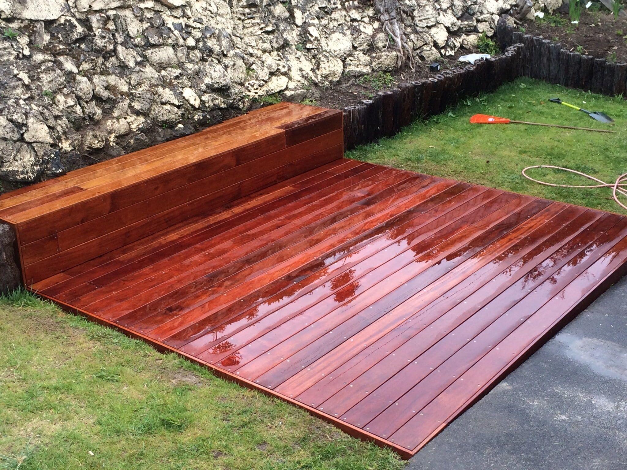waterview deck