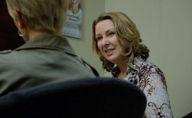 Movie Stills Amanda Office Shoot