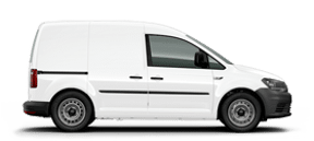 VW Caddy Delivery Van TSI Auto