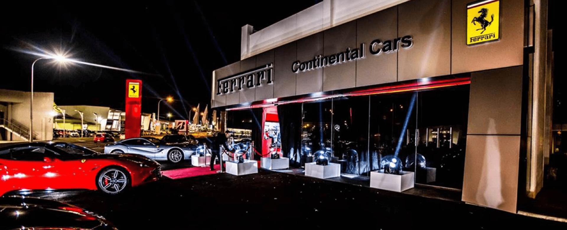 Ferrari opening Main hdr