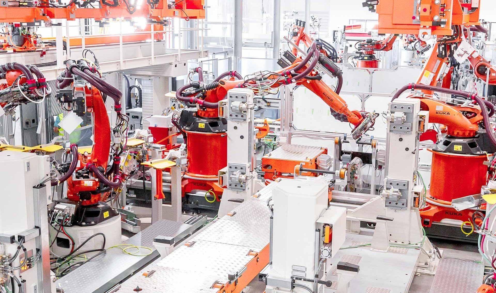 audi etron gt quattro manufacturing