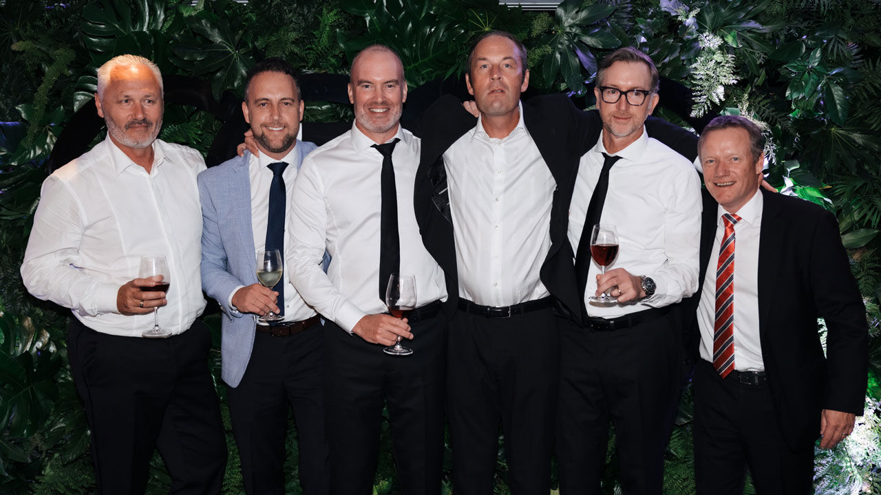 audi excellence awards team