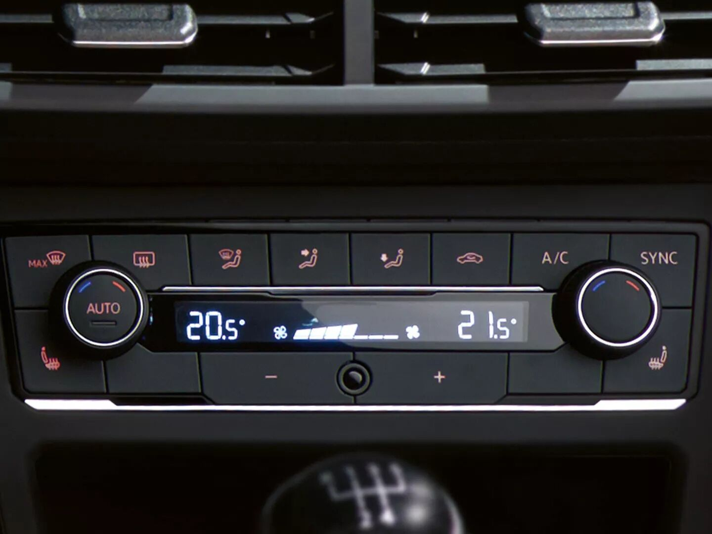 polo climatic air conditioning