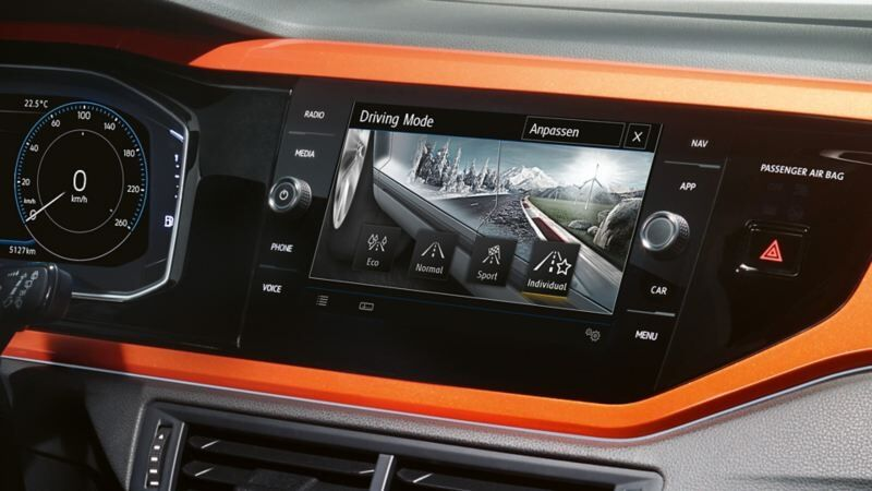 polo interior driving profile