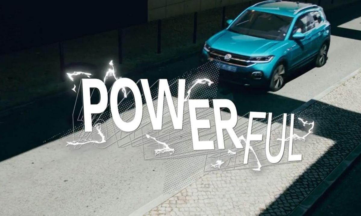 vw t cross powerful
