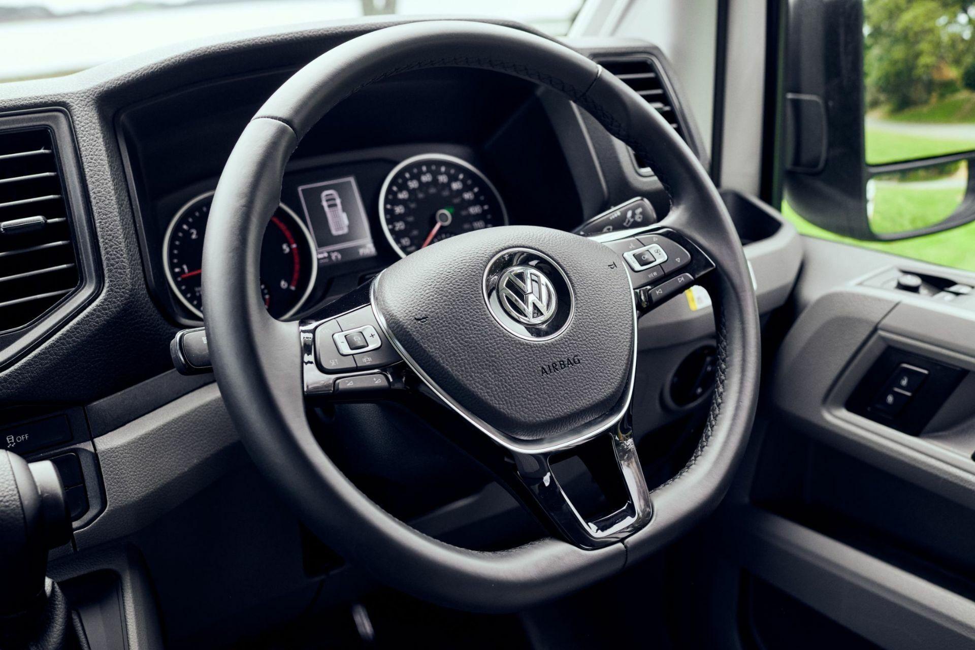 grand california steering wheel