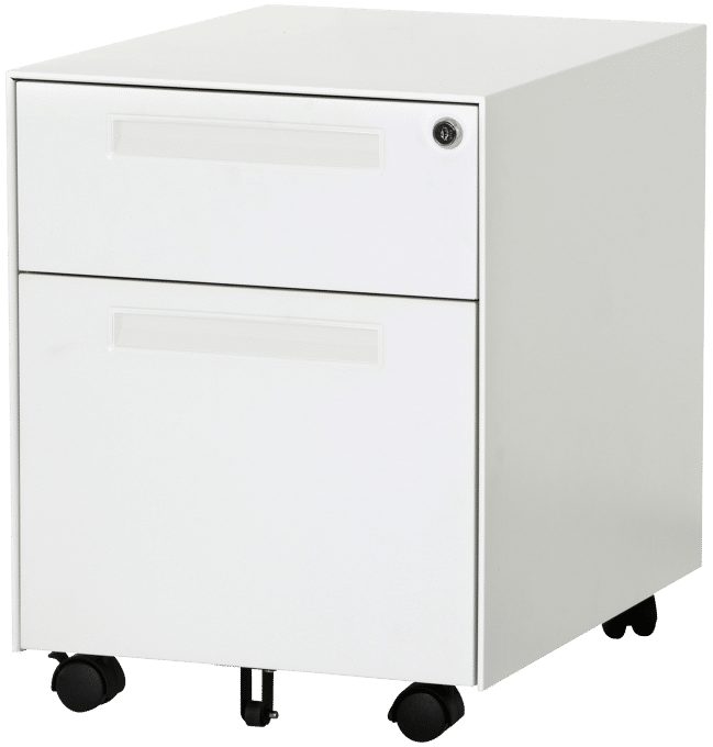 products TAB pedestal drawer