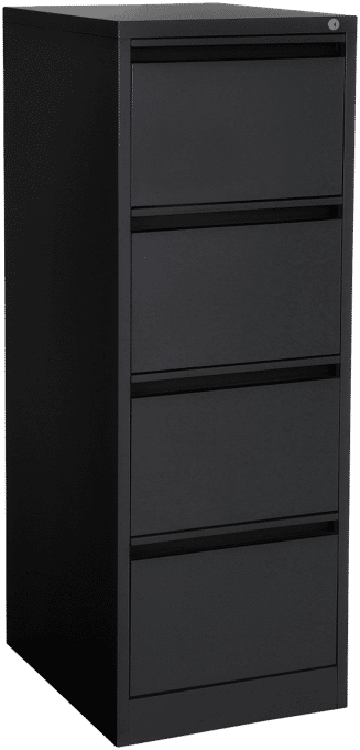 products proceed filing cabinet drawer black