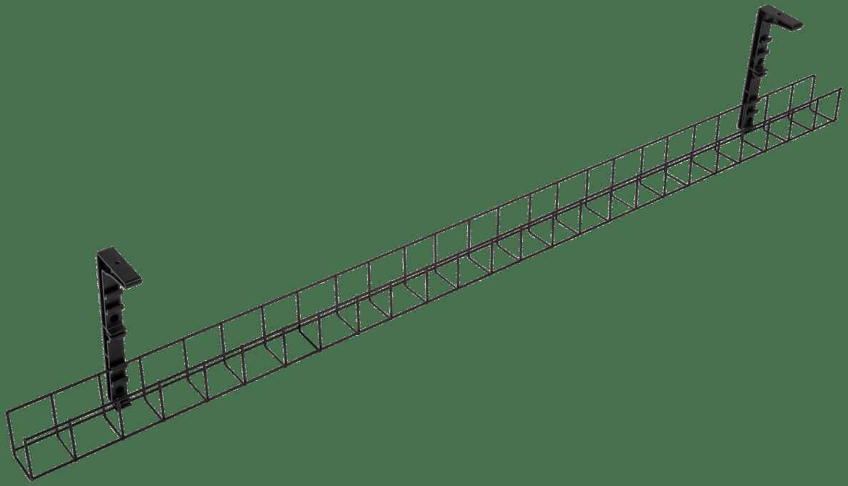 products tidal premium desk cable basket black