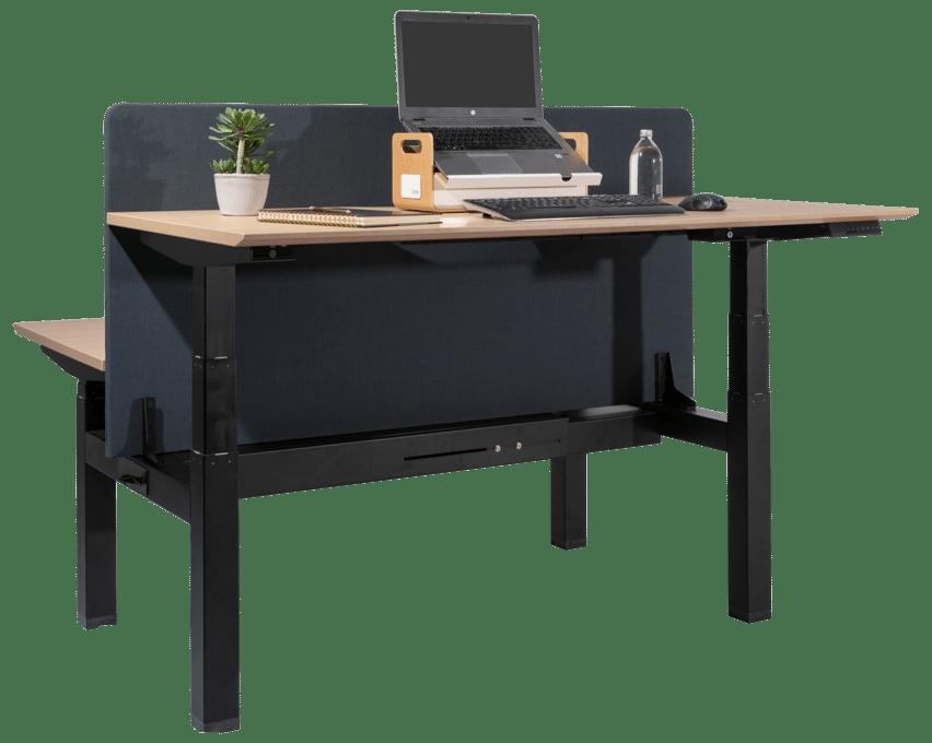 products tidal premium desk pod setting black standing