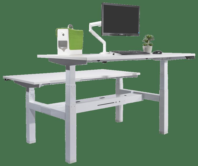 products tidal premium desk pod setting white Pod