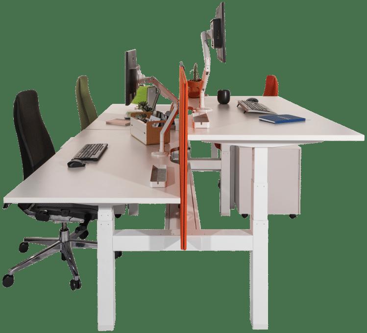 products tidal premium desk runway setting