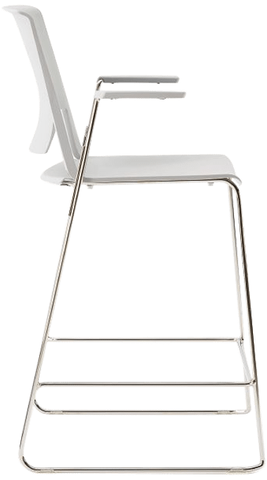 products very wire stool side profile