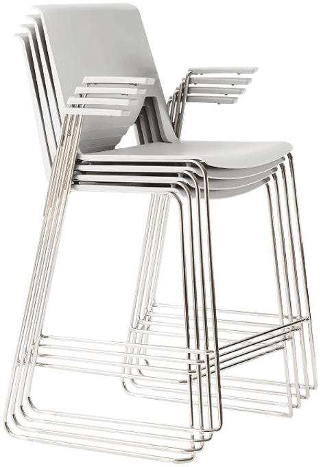 products very wire stool stacked side