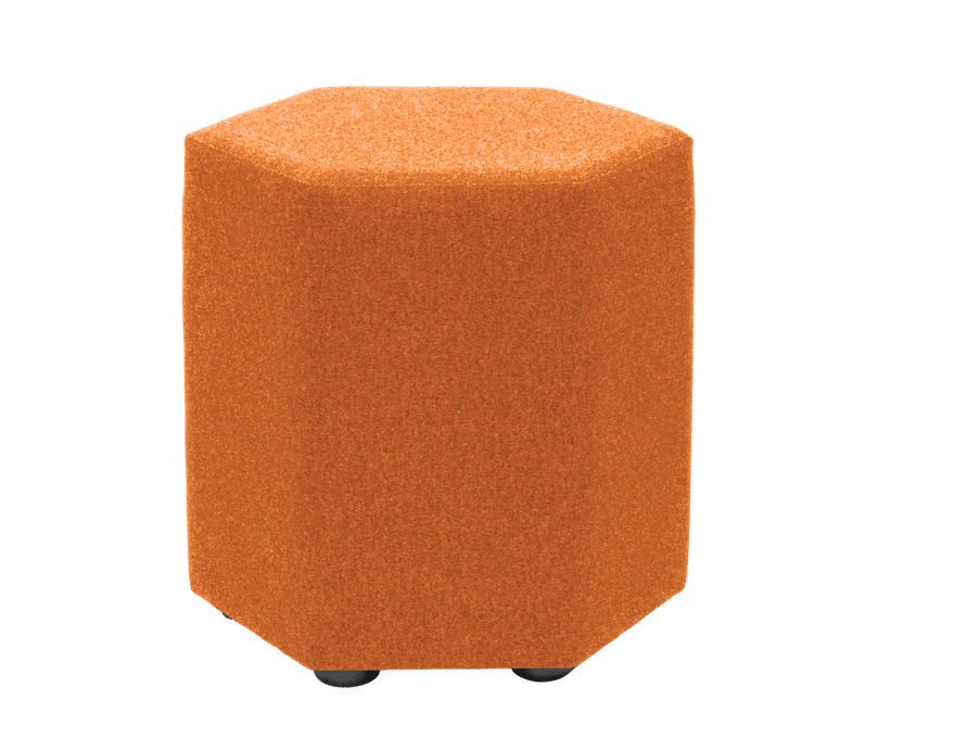 products honeycomb ottoman