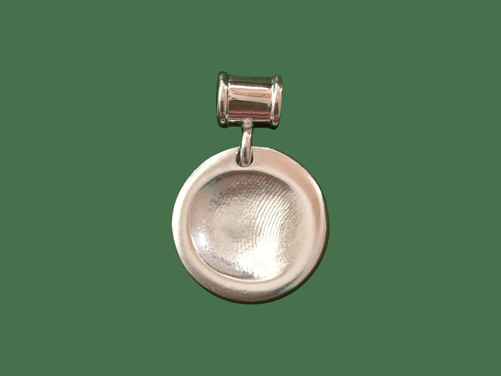 Fingerprint Pandora Compatible Charm