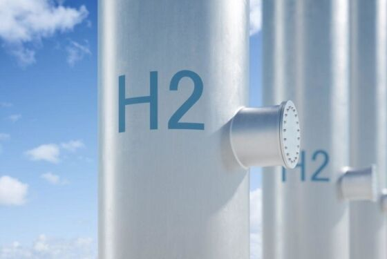 GETTY IMAGES hydrogen pipes