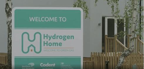 Hydrogen home Gateshead UK