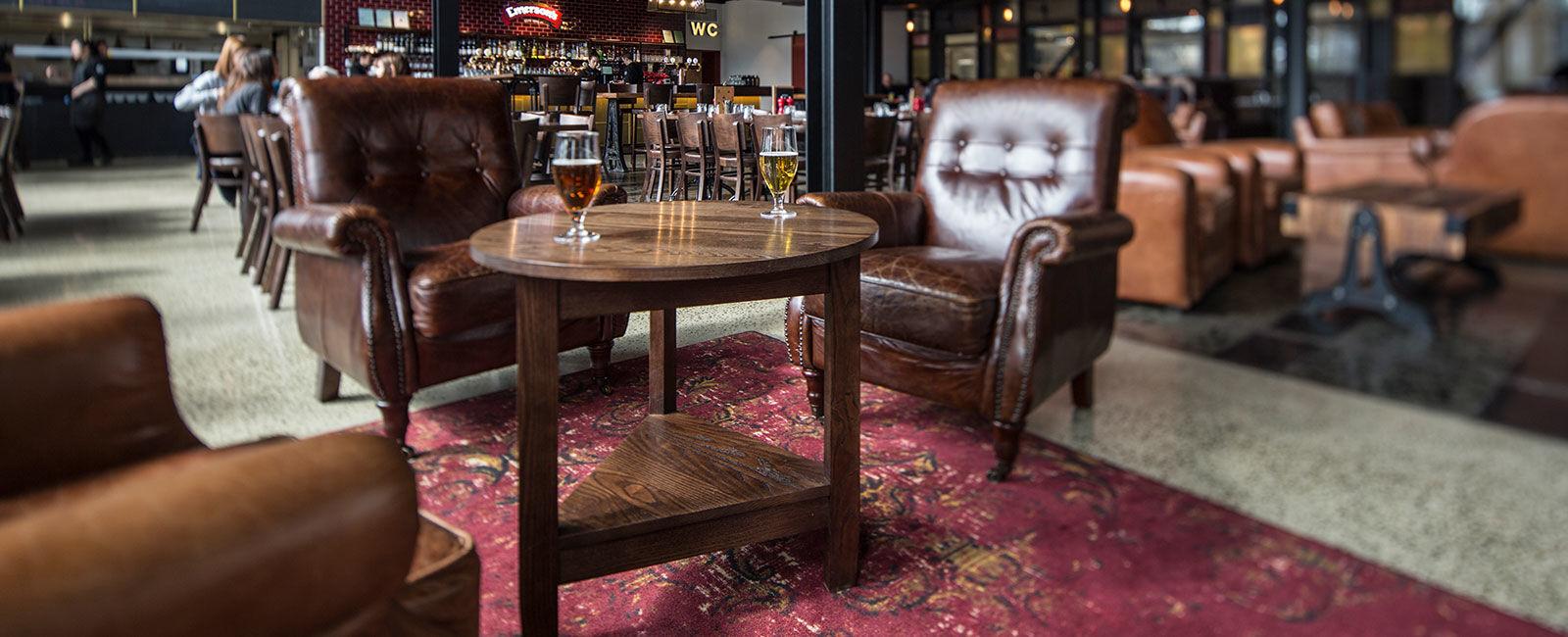 Emmersons Brewery Bar Furniture