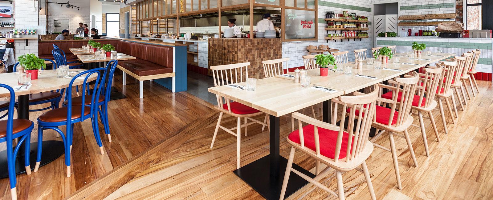 Goode Brothers New Lynn Restaurant Bar Franchise Furniture