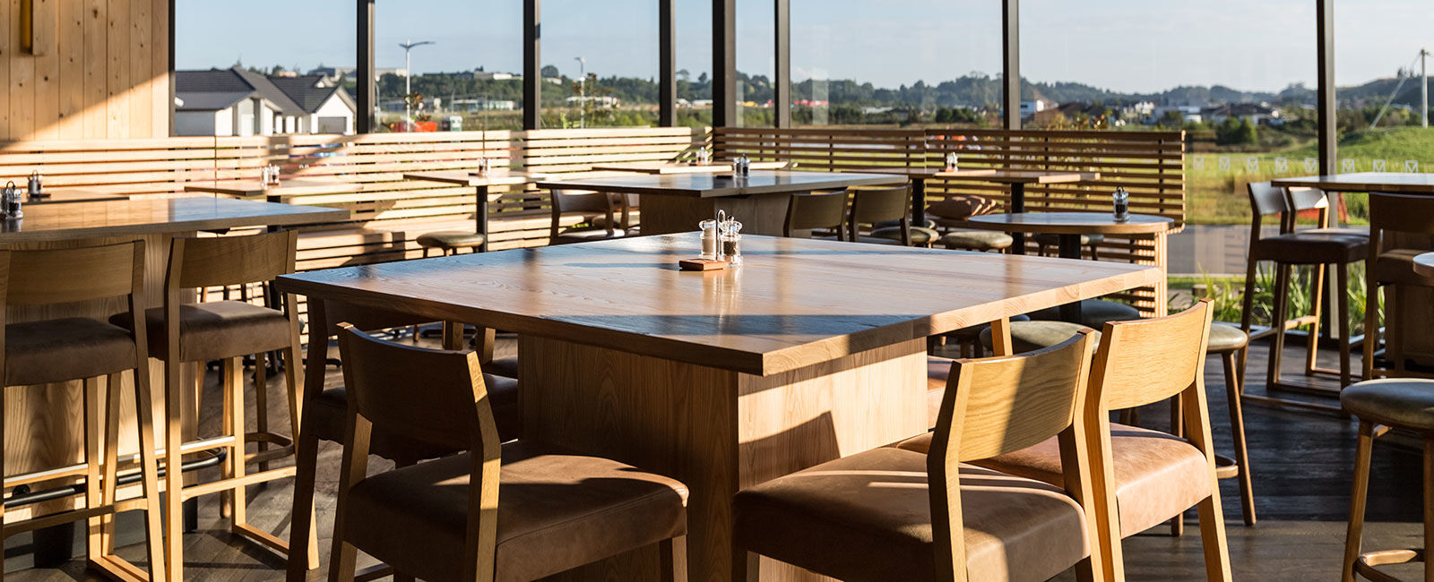 Maude Cafe Restaurant Furniture