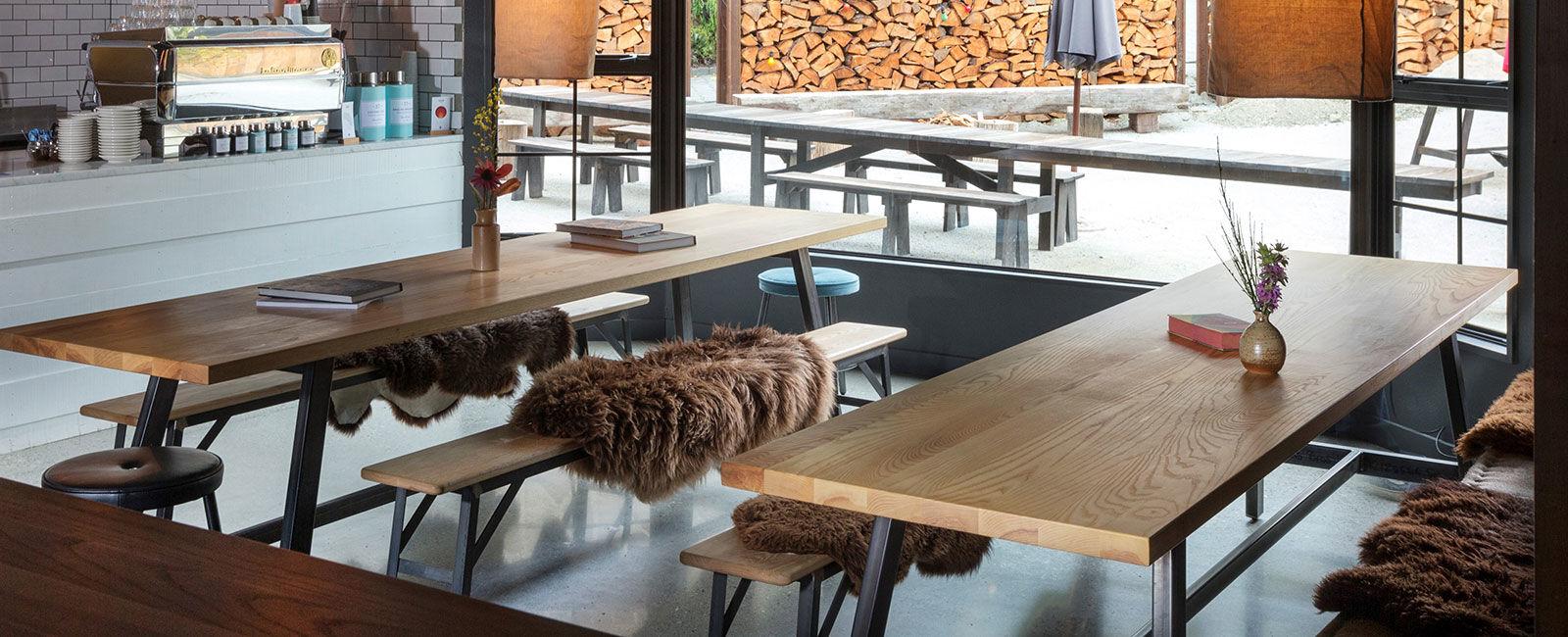 Sherwood Queenstown Restaurant Furniture