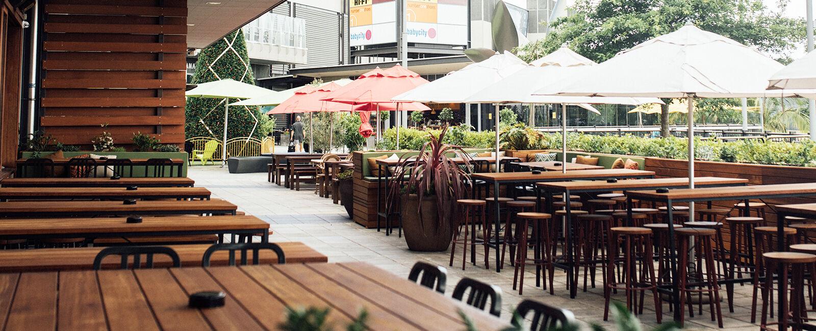 The Merchant Bar Restaurant Bar Furniture Header