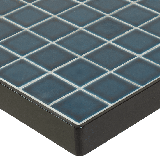TT Motif Table Top blue tile sitewde