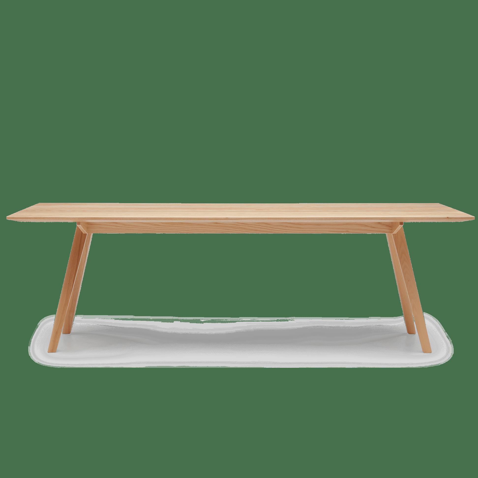 TB Ikon Meeting Table Clear Side web