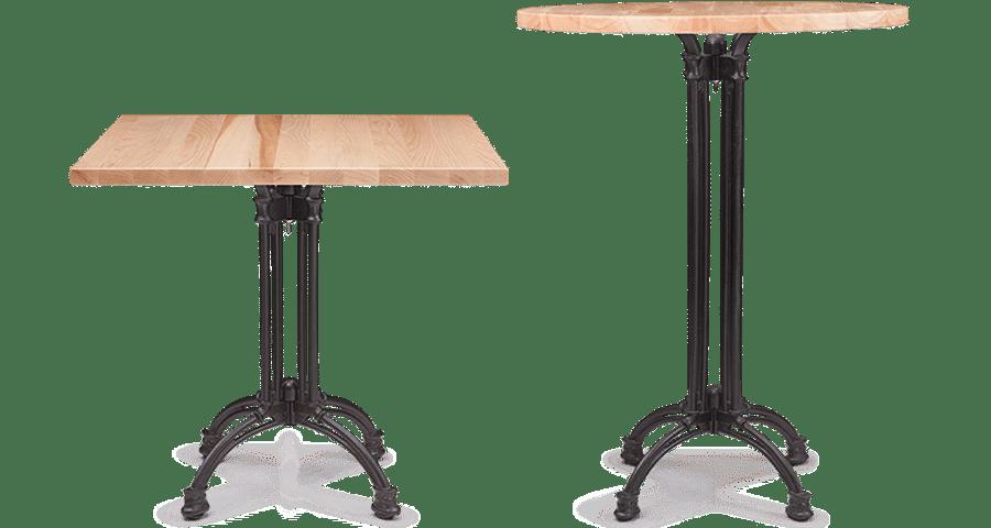 BA Ornate Table Leaner Base Cafe Leaner Bar Leaner Restaurant Leaner Pedestal Leaner hospo