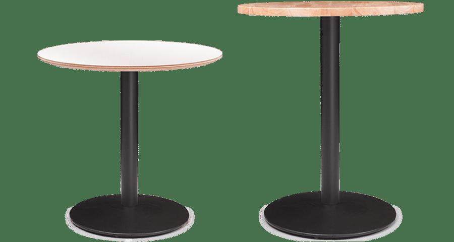 BA Trumpet Table Leaner Base Pedestal Leaner Cafe Leaner Bar Leaner hospo