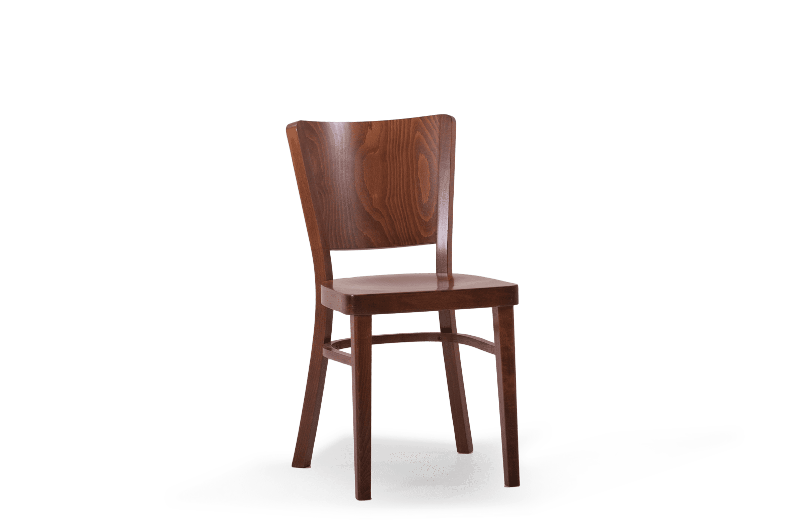 CH Berlin Chair Stained Walnut