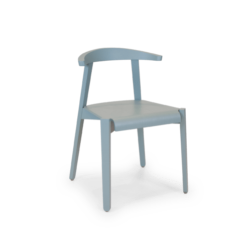 CH Cleo Chair painted blue