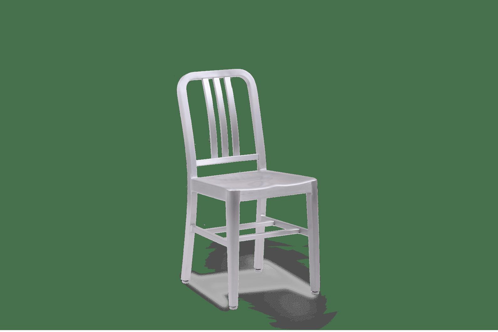CH Navy Replica Chair Alu raw