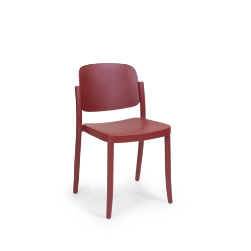 CH Piazza Chair red
