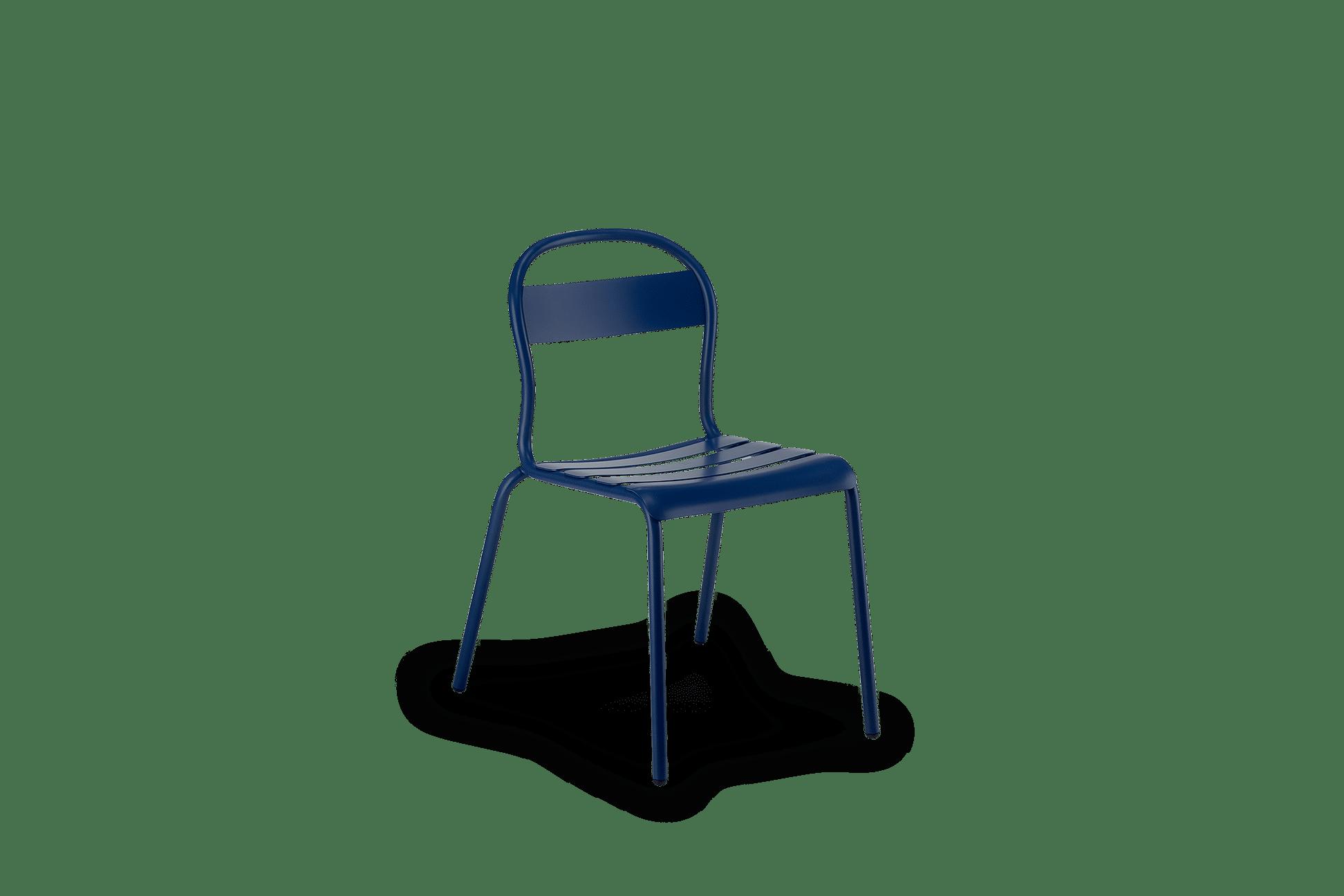CH Stecca Chair navy