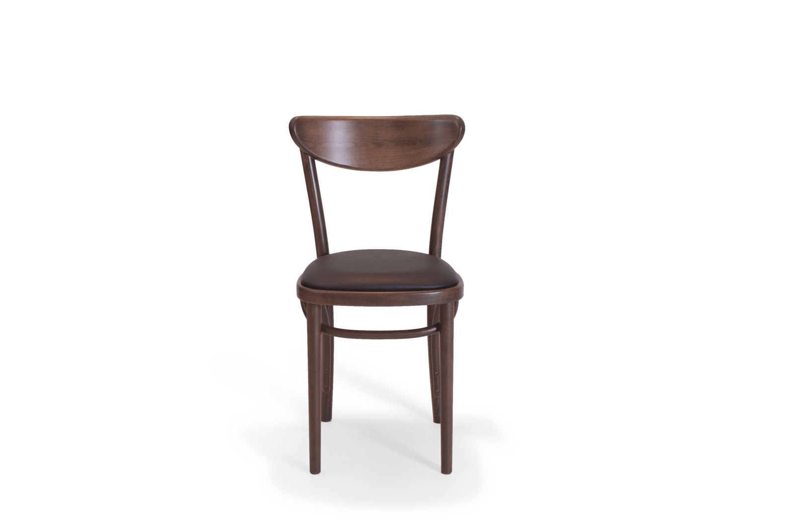 CH Venice Chair Stained Wal Uphol