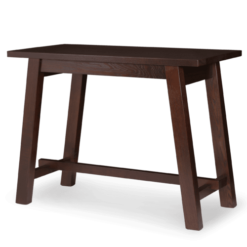LE Norse Leaner Stained Dark Oak Side