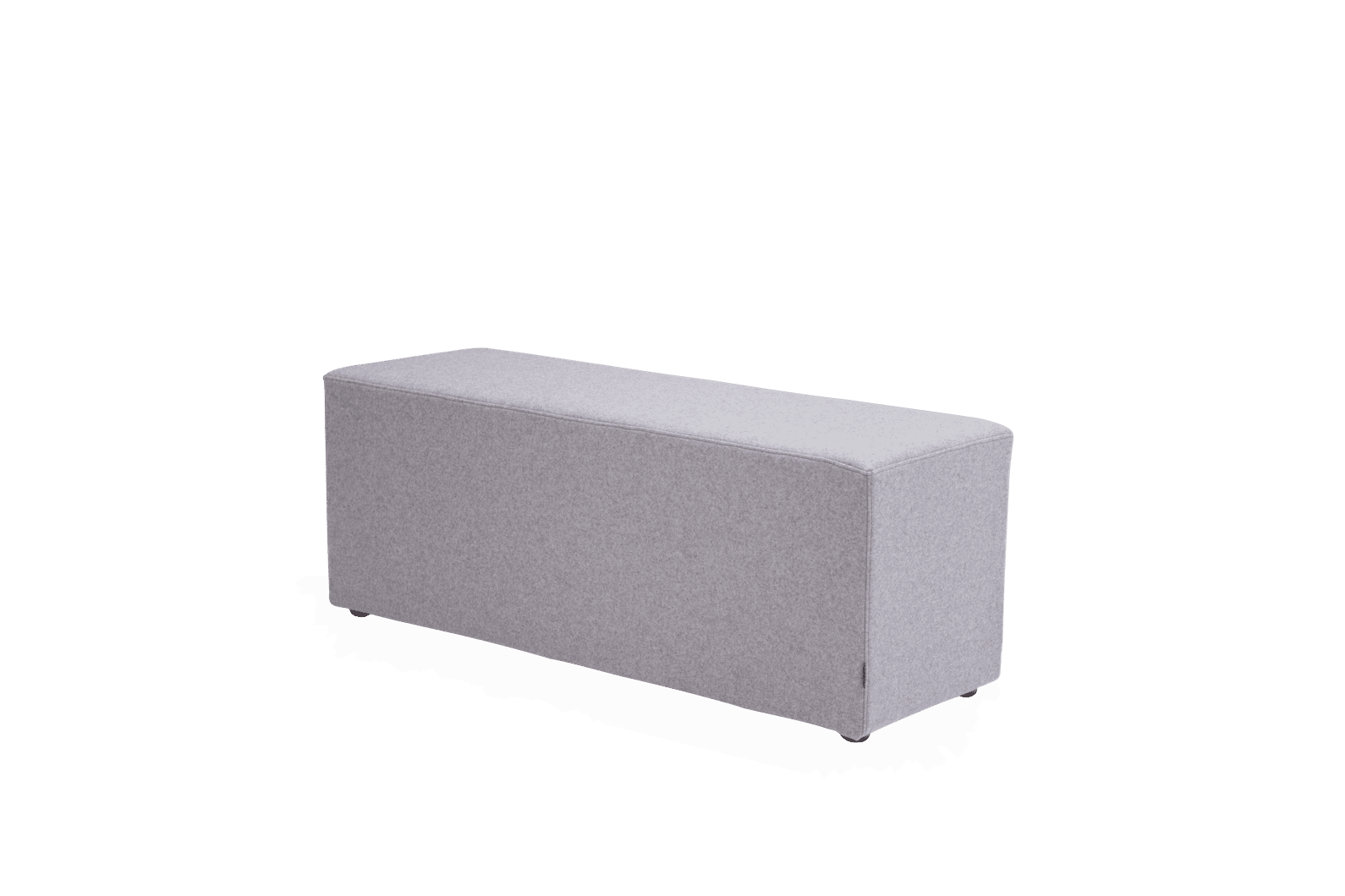 Maxis Ottoman - upholstered in your choice of fabric