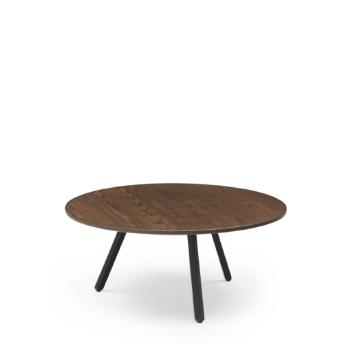 OC Poise Timber Coffee Table  Round h