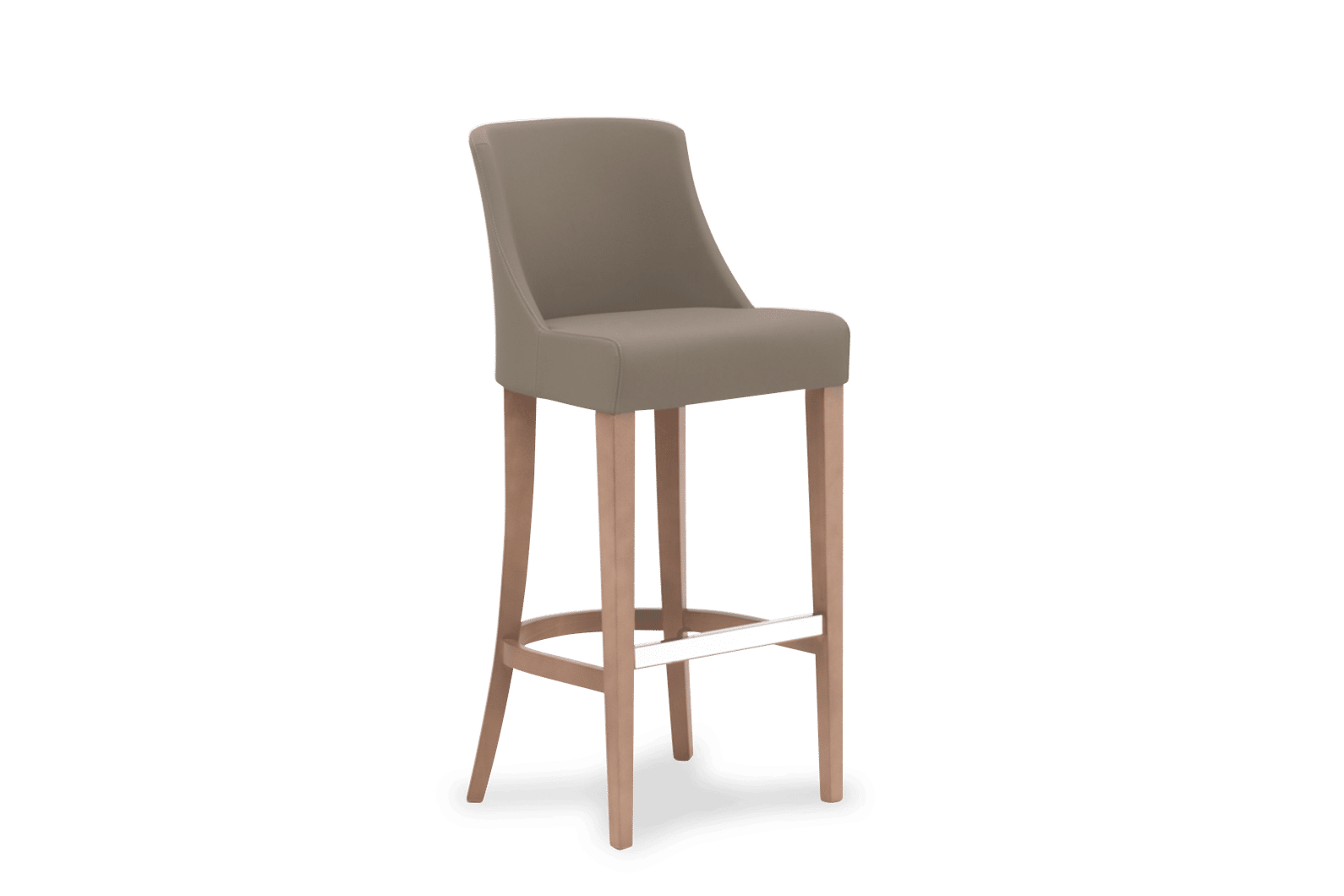ST Ambra Stool Staine Natural Beige copy